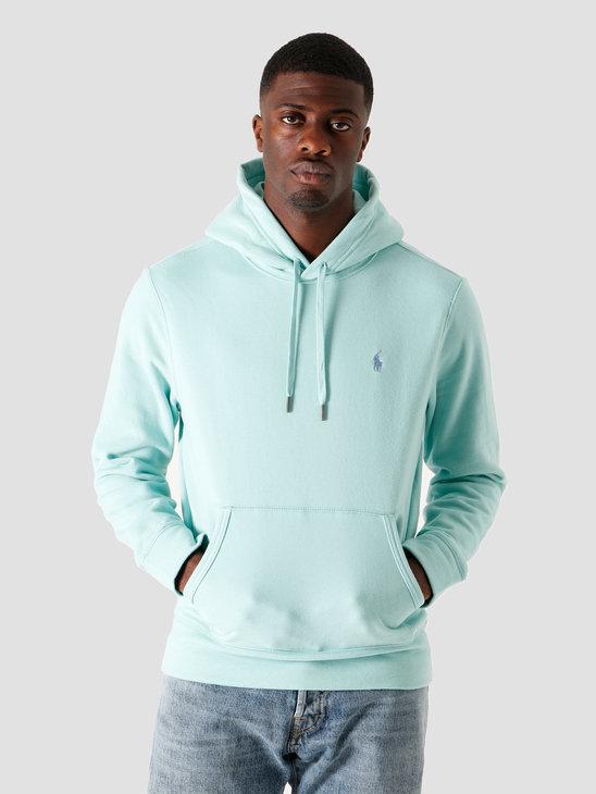 Polo Ralph Lauren Lt Wt Magic Fleece Knit Bayside Green-C7350 710815485001