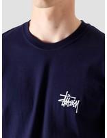 Stussy Stussy Basic Stussy T-Shirt Navy 1904567-0806