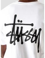 Stussy Stussy Basic Stussy T-Shirt White 1904567-1201
