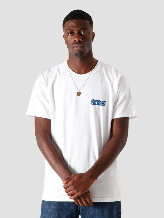 Stussy Gambit T-Shirt White 1904572-1201