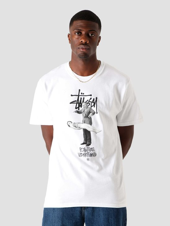 Stussy Levitate T-Shirt White 1904575-1201
