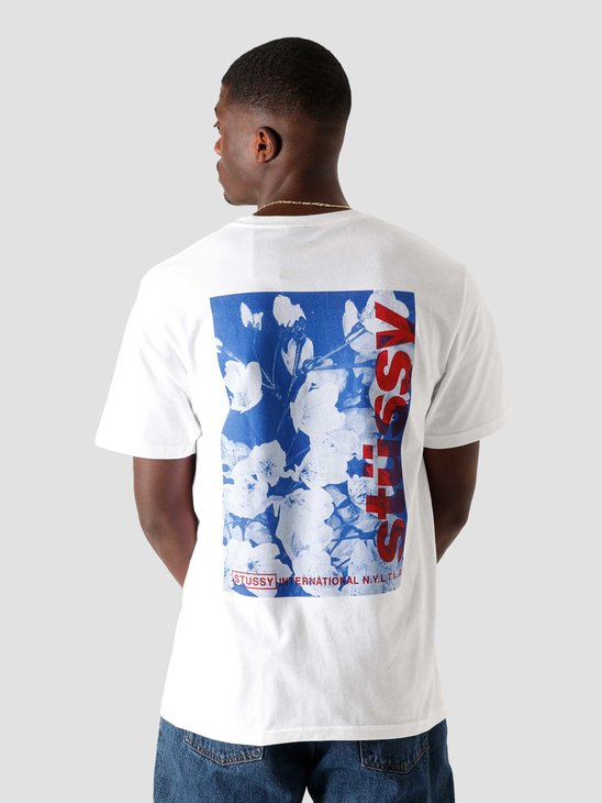 Stussy Windflower T-Shirt White 1904589-1201