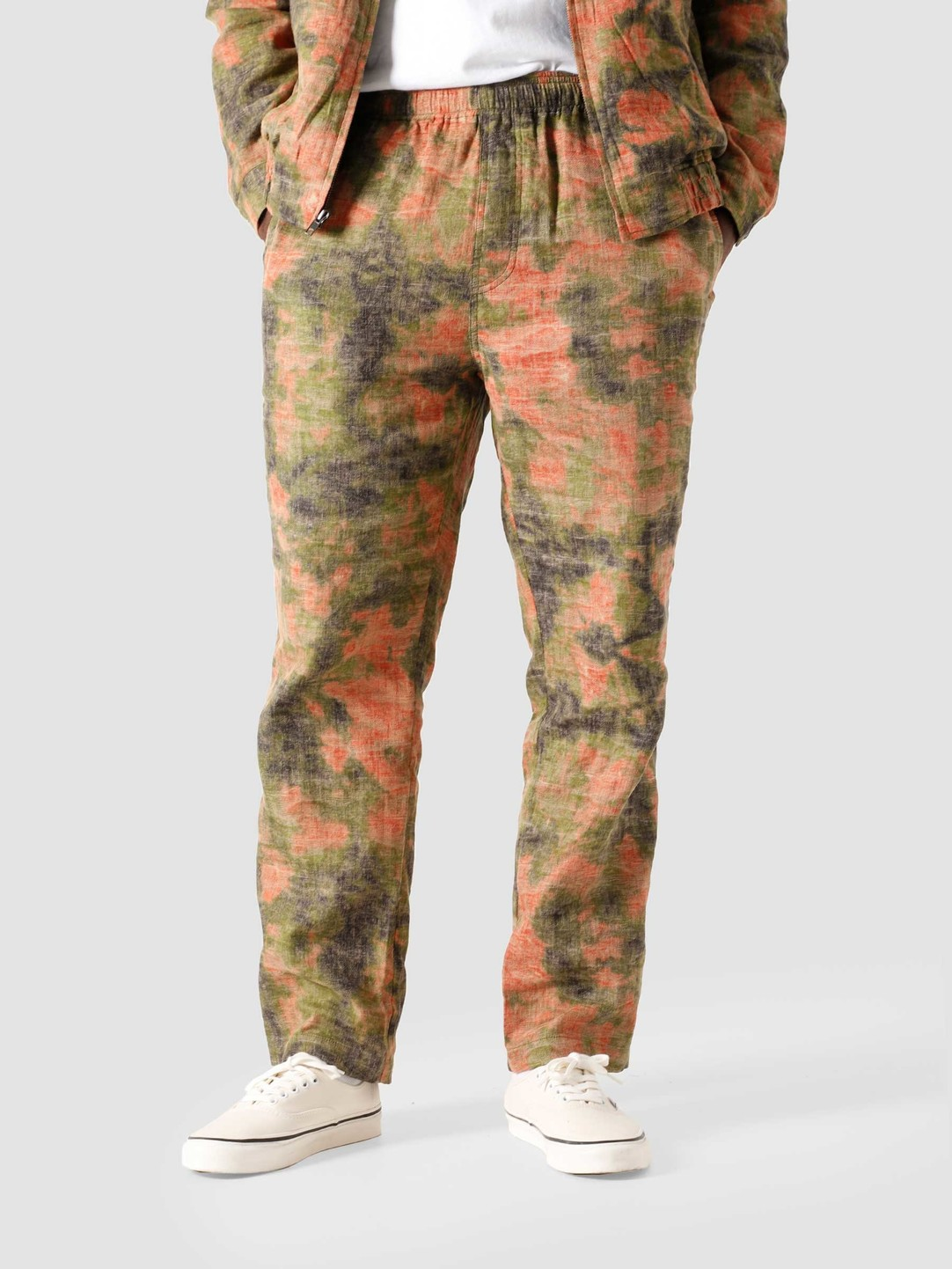 Stussy Stussy Reverse Jacquard Relaxed Pant Floral 116452-18983