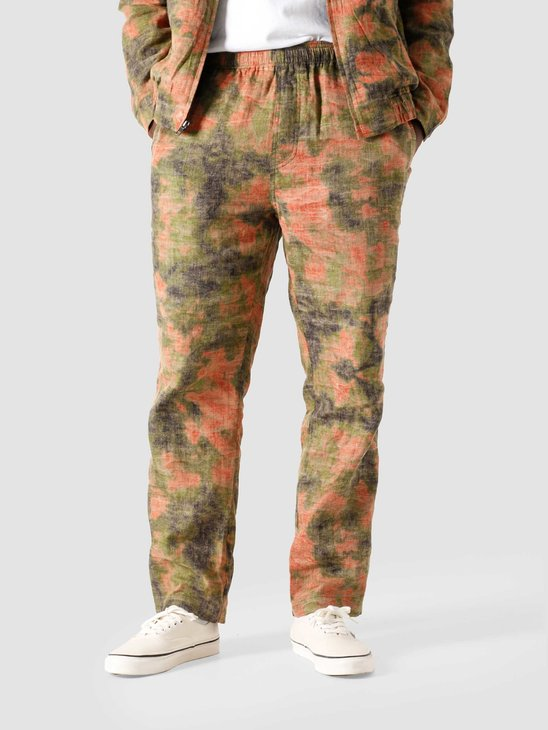 Stussy Reverse Jacquard Relaxed Pant Floral 116452-18983