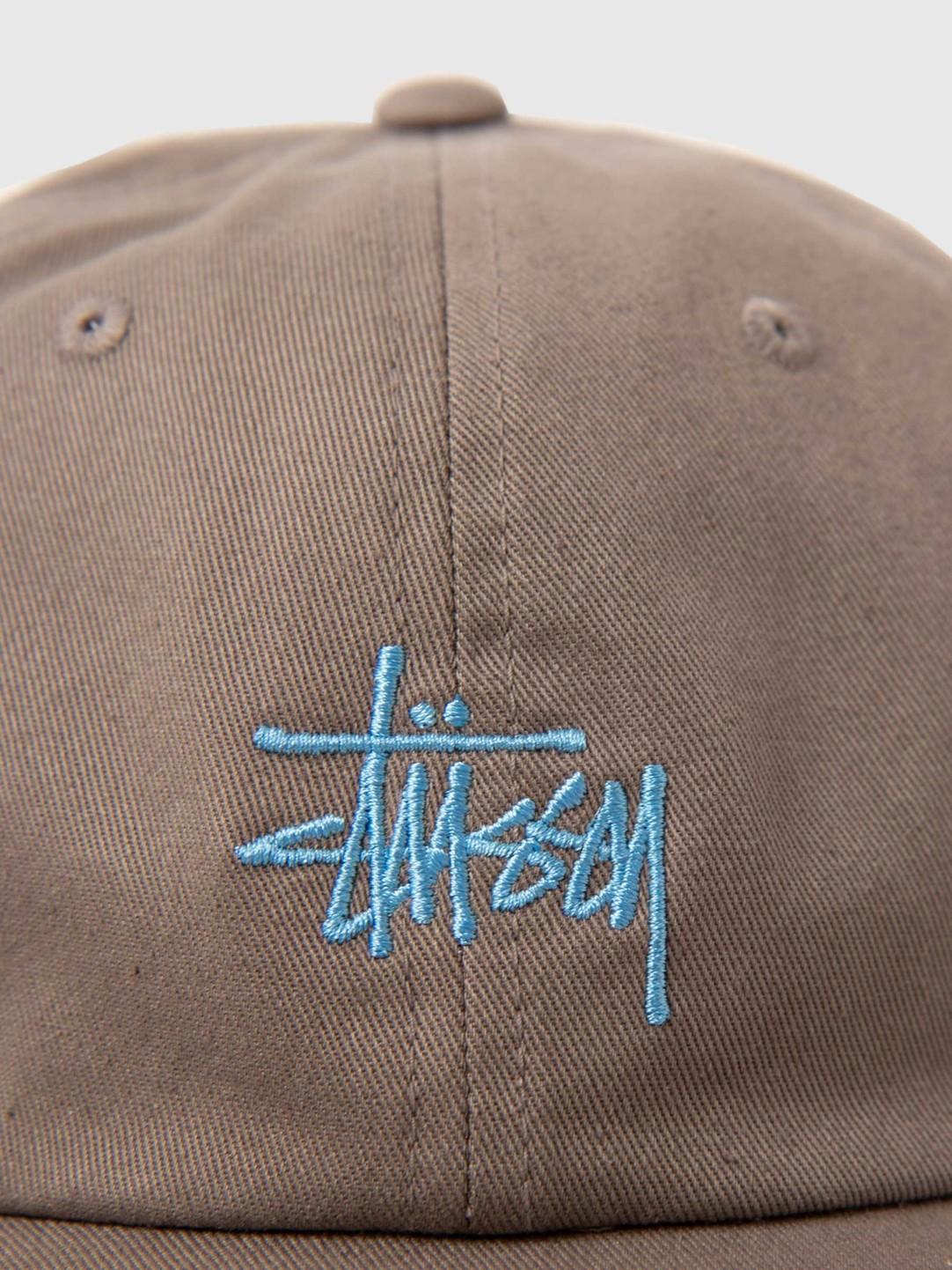 Stussy Stussy Stock Low Pro Cap Khaki 131955-1007
