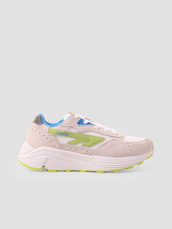 Hi-Tec HTS Shadow Rgs Off White Blue Lime K010002-020