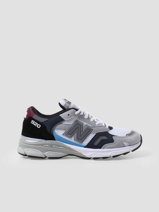 New Balance M920 D NBR Grey Navy 821991-60