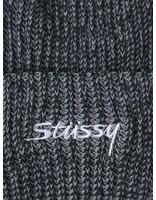 Stussy Stussy 2 Tone Knit Short Beanie Green 132987-0401