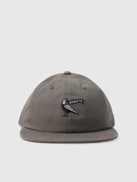 Wemoto Raven Hat Olive 163.855-608