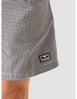Obey Obey Easy Relaxed Twill Short White Multi 172120057 WTM