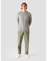 Polo Ralph Lauren Polo Ralph Lauren Driver CN Knitted Sweater Fawn Grey Heather 710775885013