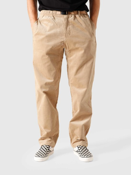 Gramicci Corduroy Gramicci Pants Beige GMP-20F018