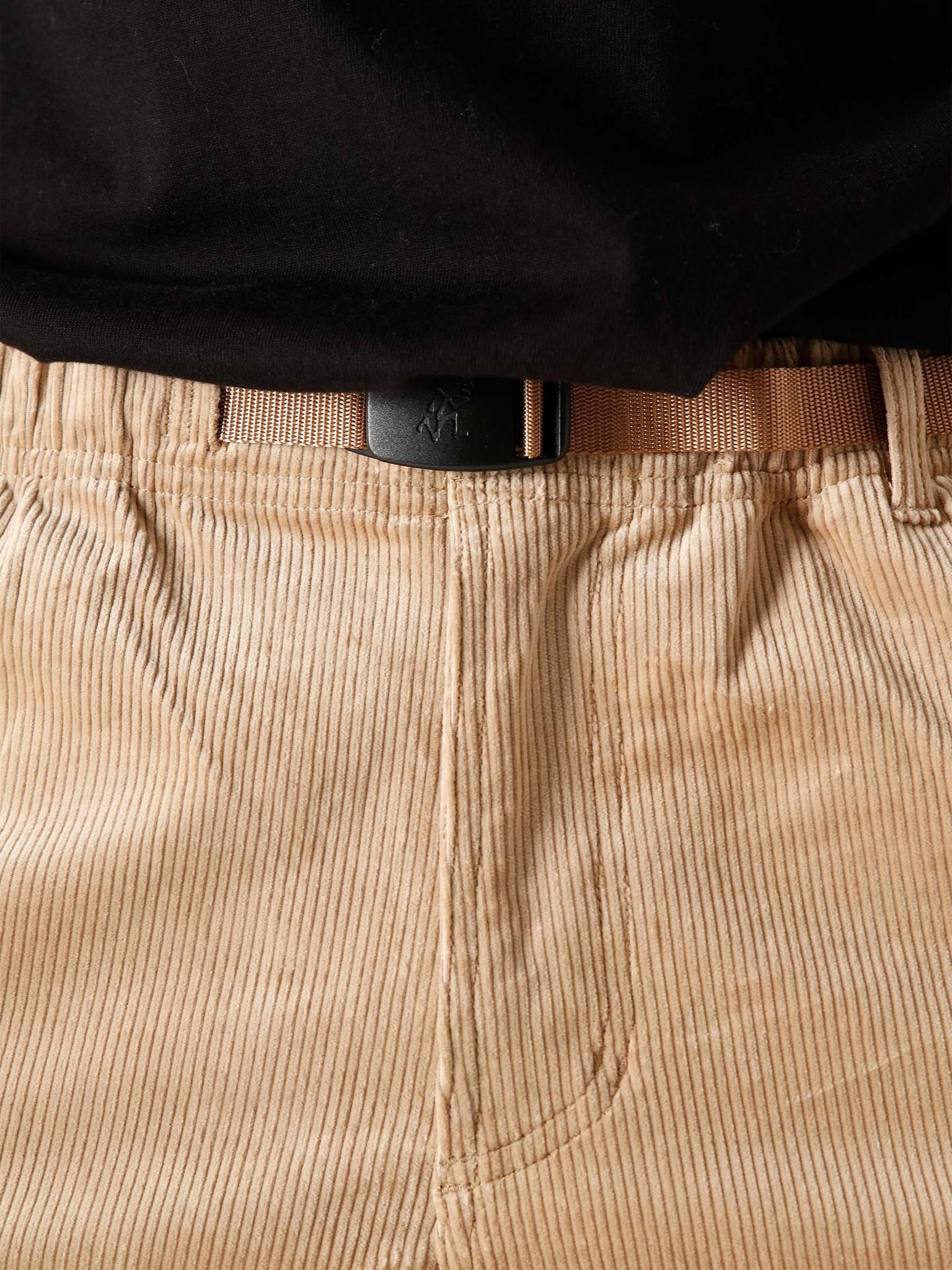 Gramicci Gramicci Corduroy Gramicci Pants Beige GMP-20F018