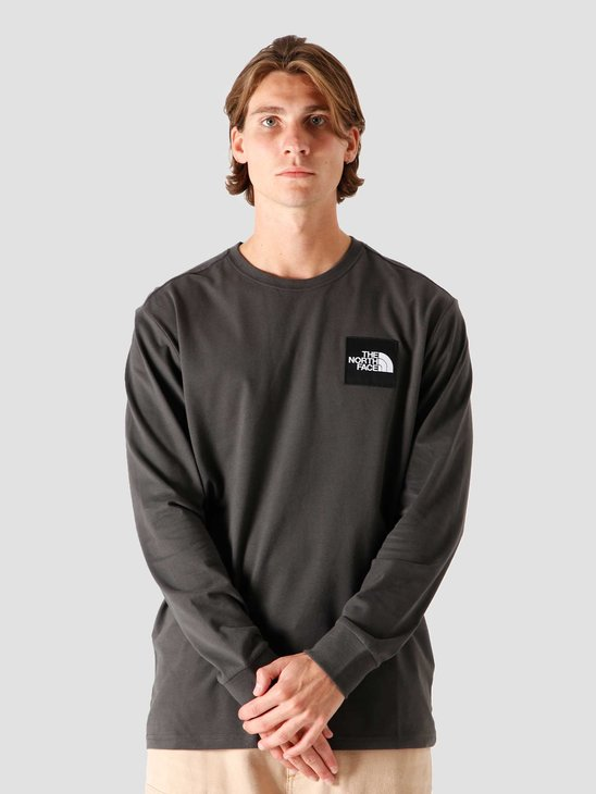 The North Face Boruda Longsleeve Asphalt Grey NF0A4C9I0C5