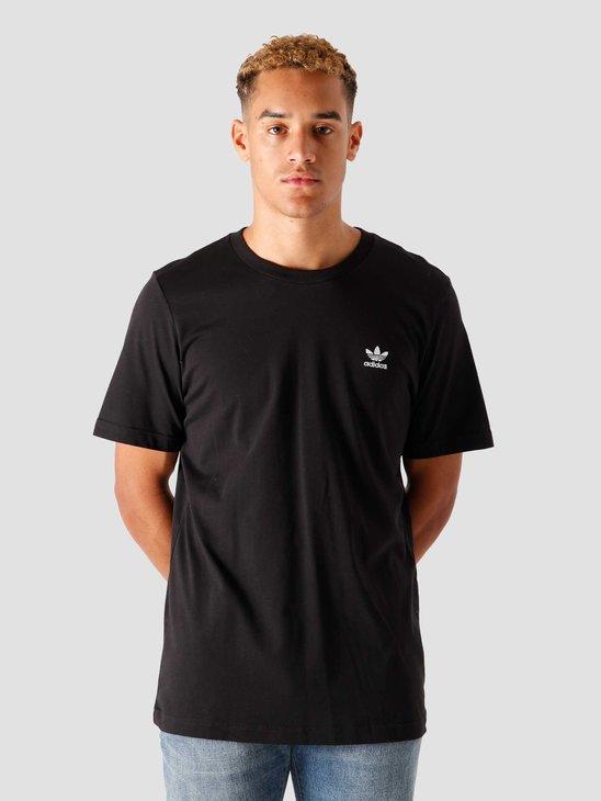 adidas Essential T-shirt Black FM9969