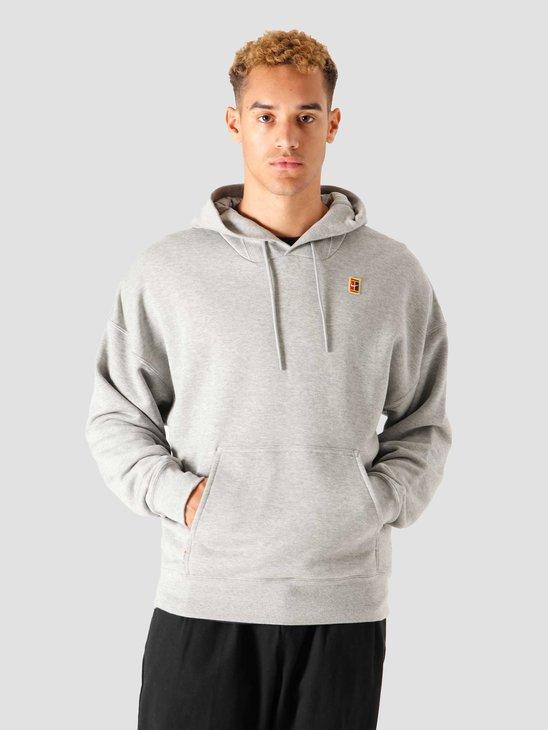 Nike Nkct Fleece Hoodie Heritage Dk Grey Heather BV0760-063