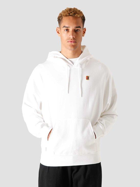 Nike Nkct Fleece Hoodie Heritage White BV0760-100