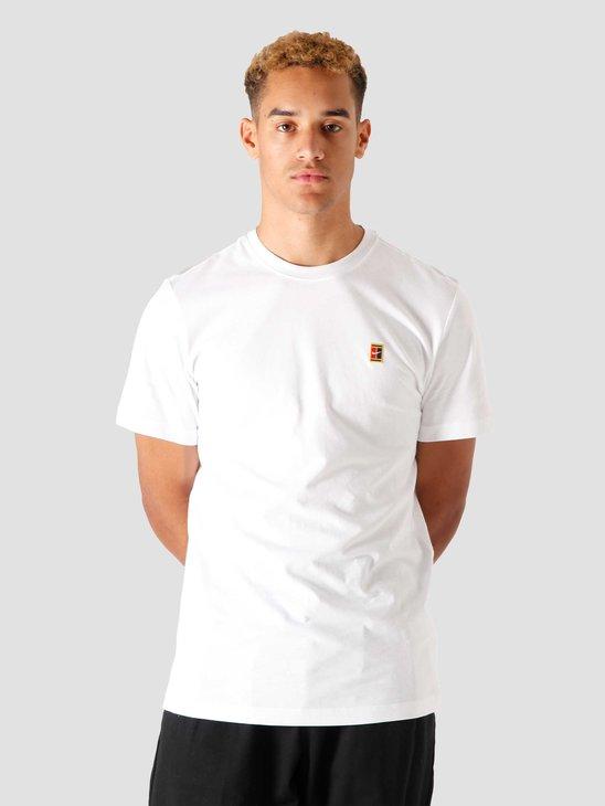 Nike Nkct Court Emblem T-Shirt White BV5809-100