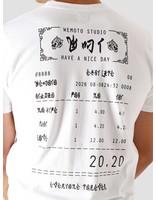 Wemoto Wemoto Bill T-Shirt White 161.134-200