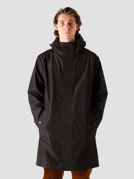 Quality Blanks QB220 Rain Coat Black