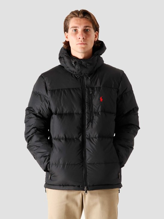 Polo Ralph Lauren El Cap Down Fill Jacket Polo Black 710810936001