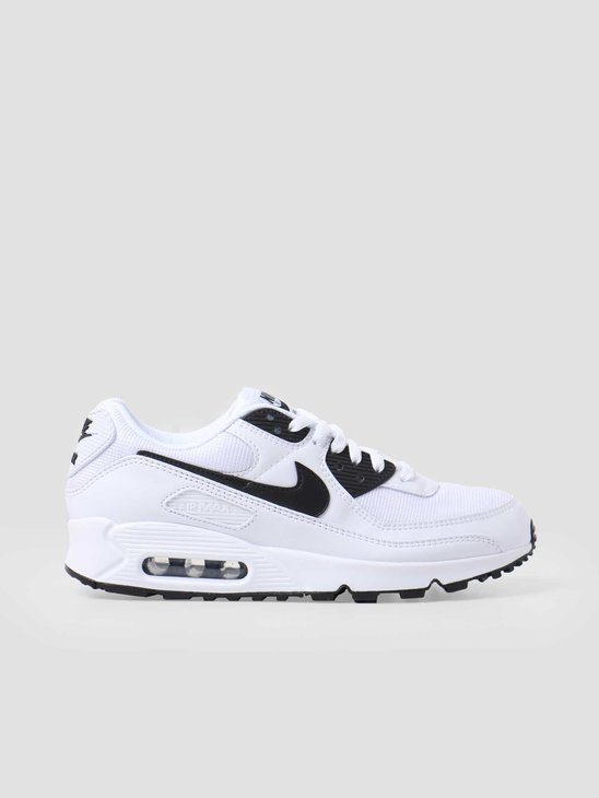 Nike Air Max 90 White Black-White CT1028-103