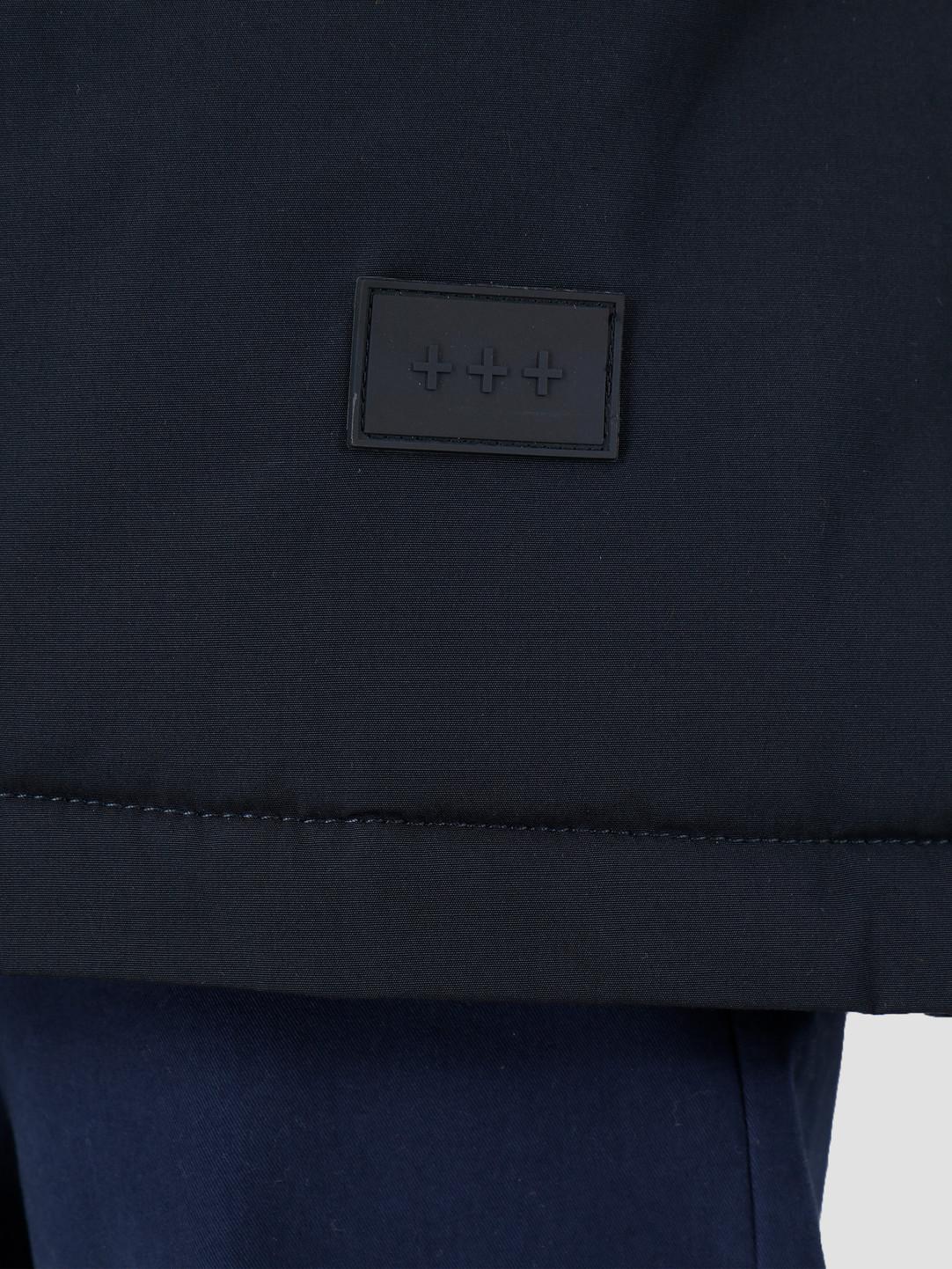 Quality Blanks Quality Blanks QB20 Classic Parka Ink Blue