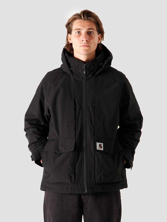Carhartt WIP Bode Jacket Black I028169-8900