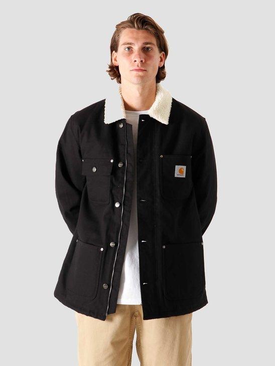 Carhartt WIP Fairmount Coat Black I028427-8901