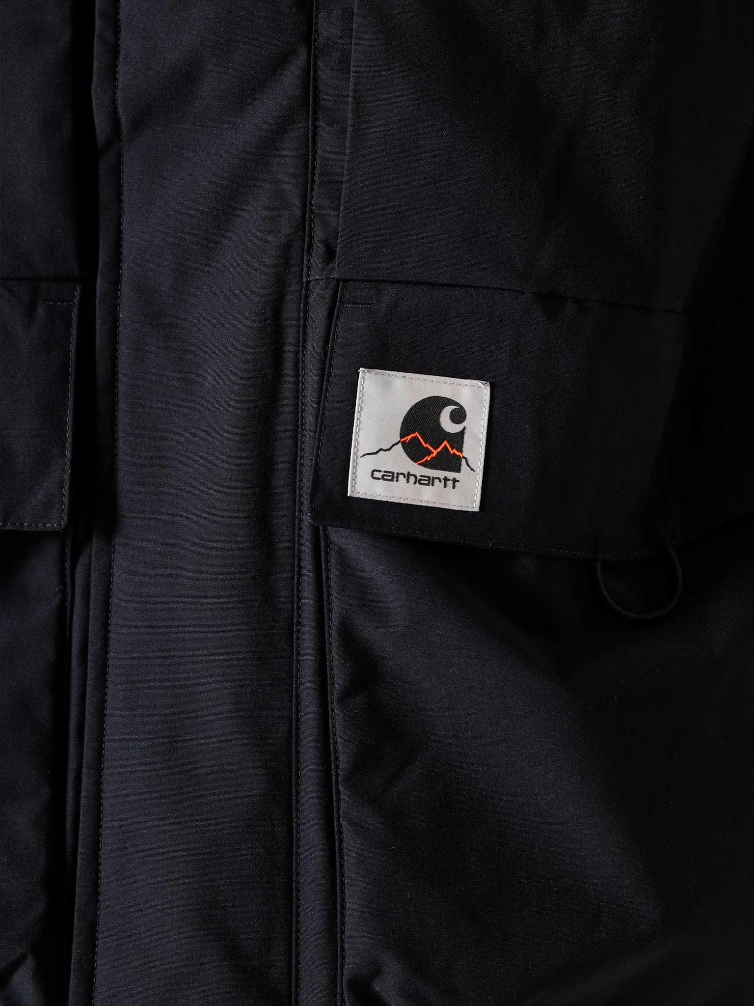 Carhartt WIP Carhartt WIP Bode Parka Dark Navy I028168-1C00