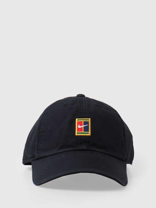 Nike H86 Cap Court Logo Black 852184-010
