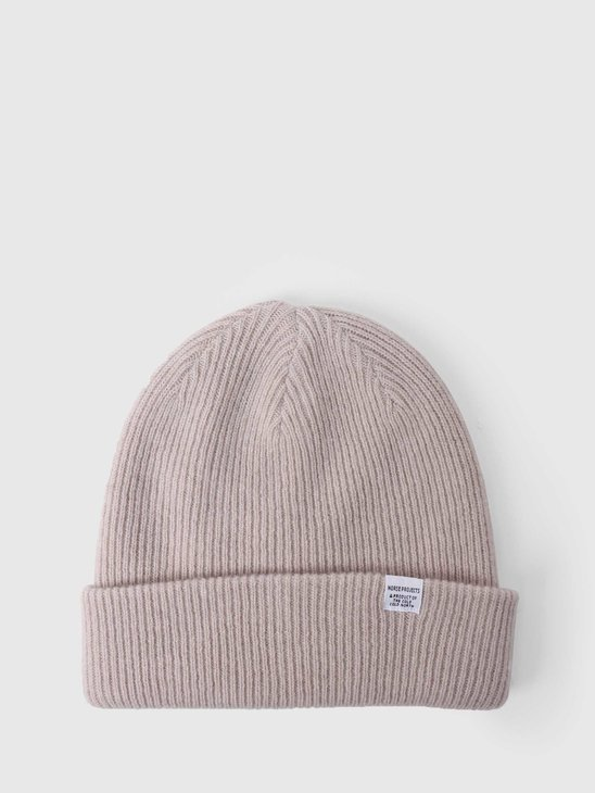 Norse Projects Norse Beanie Utility Khaki N95-0569-0966