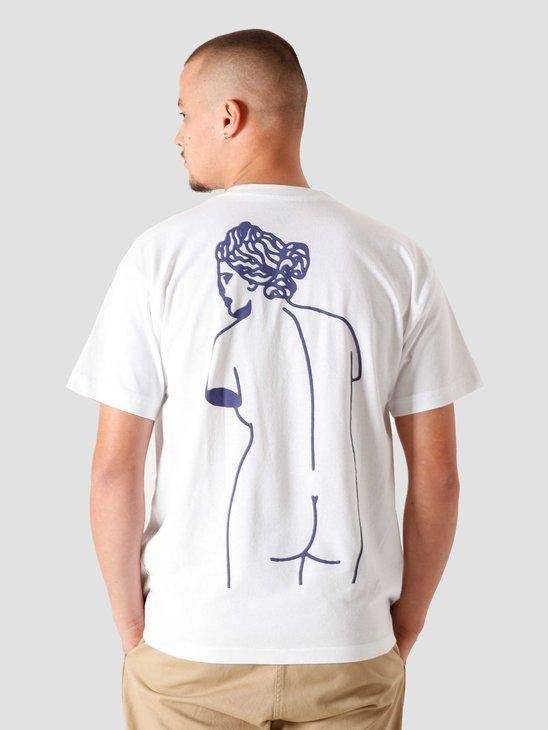 Obey Venus T-Shirt White 167292355WHT