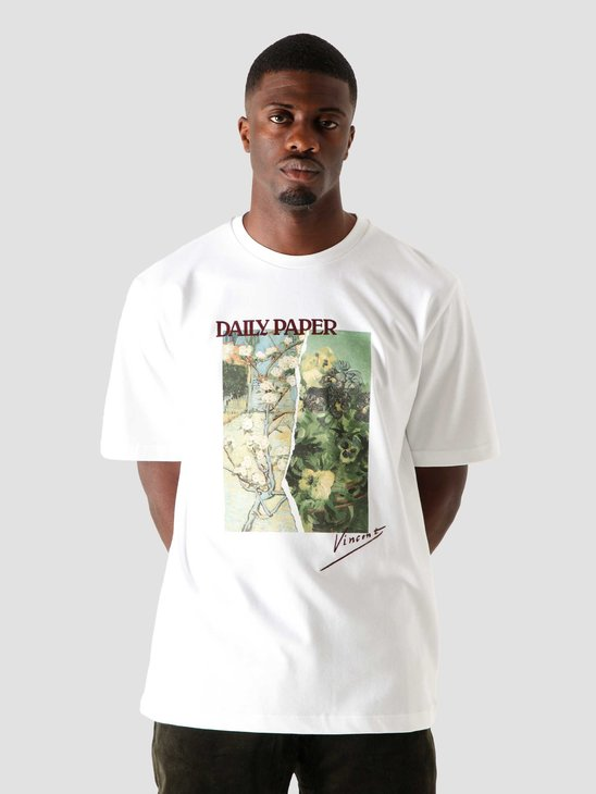 Daily Paper Van Jorwhi T-Shirt White 2041005