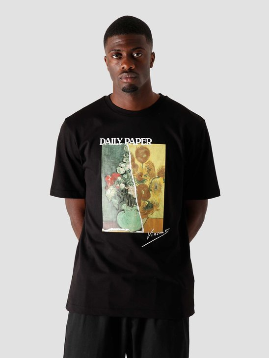 Daily Paper Van Jorbla T-Shirt Black 2041003