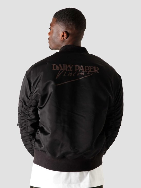 Daily Paper Van Jomber Jacket Black 2041012