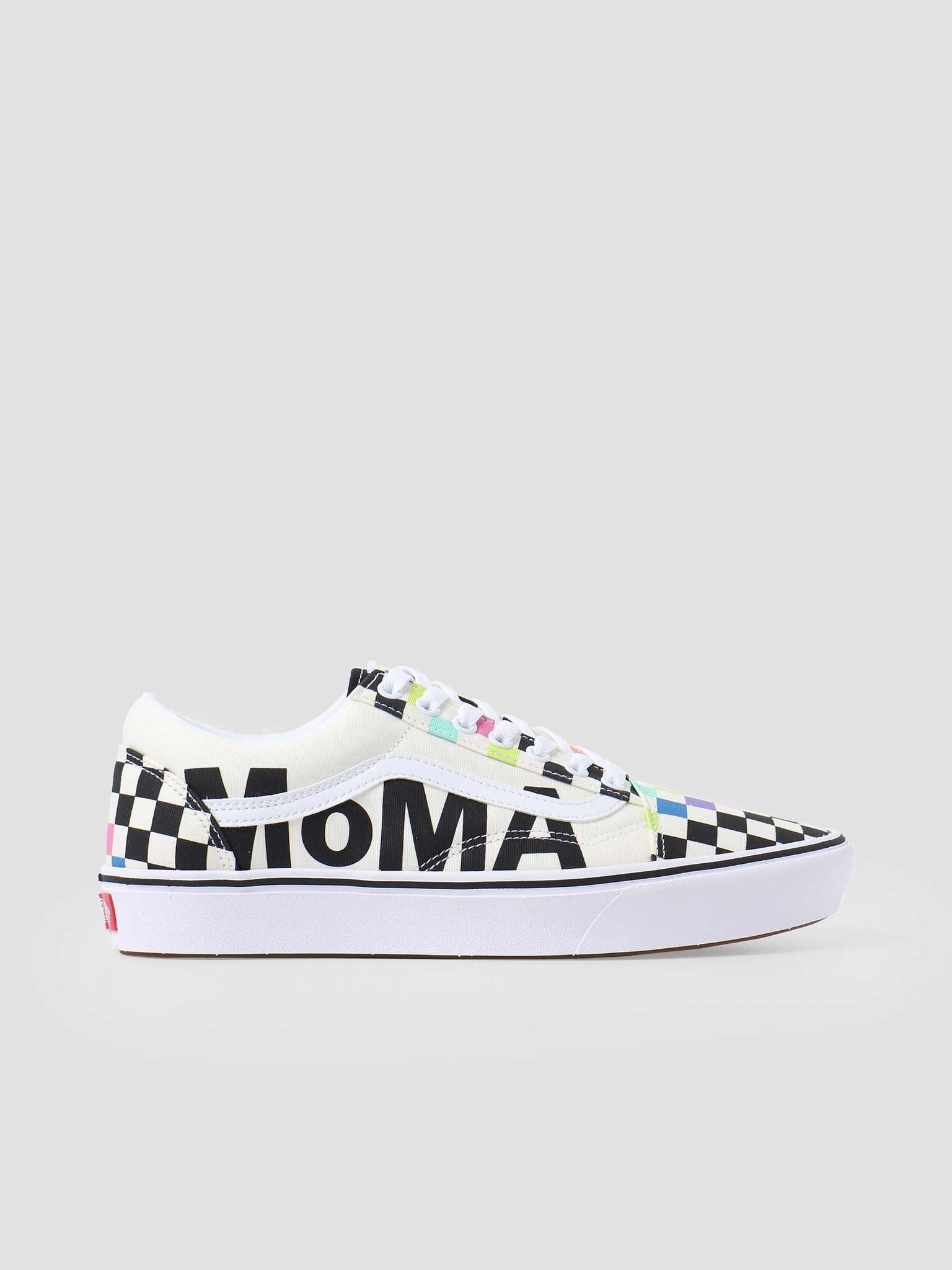 Vans Vans UA ComfyCush Old Skool Moma Brand VN0A3WMA1PJ1