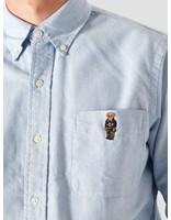 Polo Ralph Lauren Polo Ralph Lauren Sport Shirt 4982A Bsr Blue Preppy Bear 710815583001