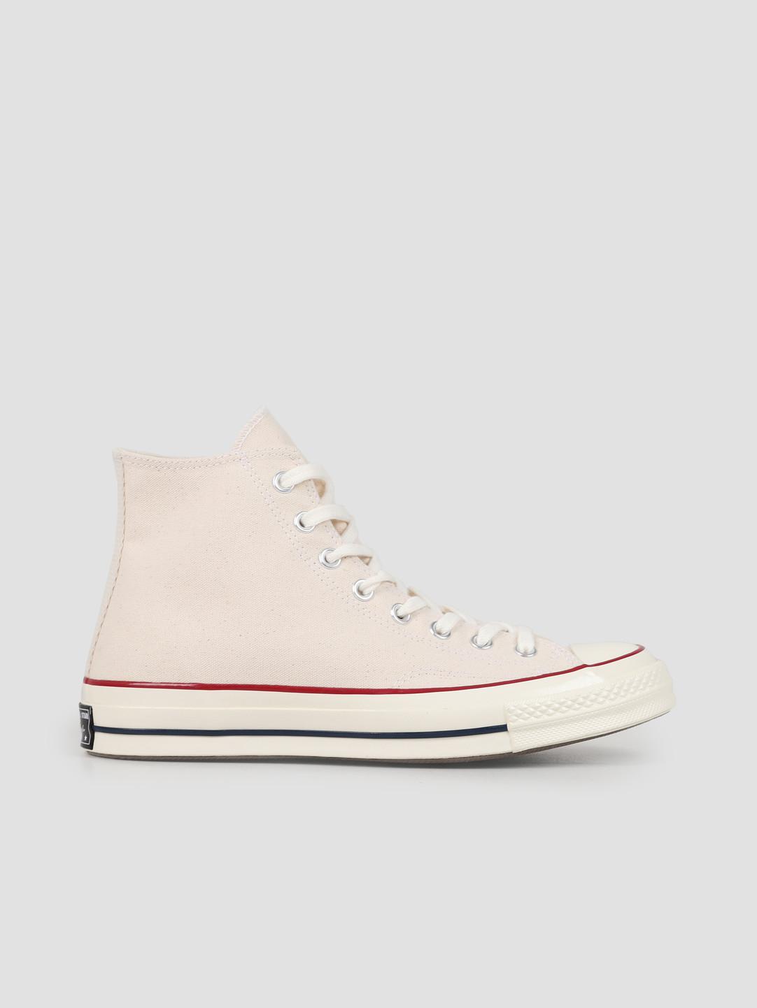 Converse Converse Chuck 70 HI Parchment Garnet Egret 162053C