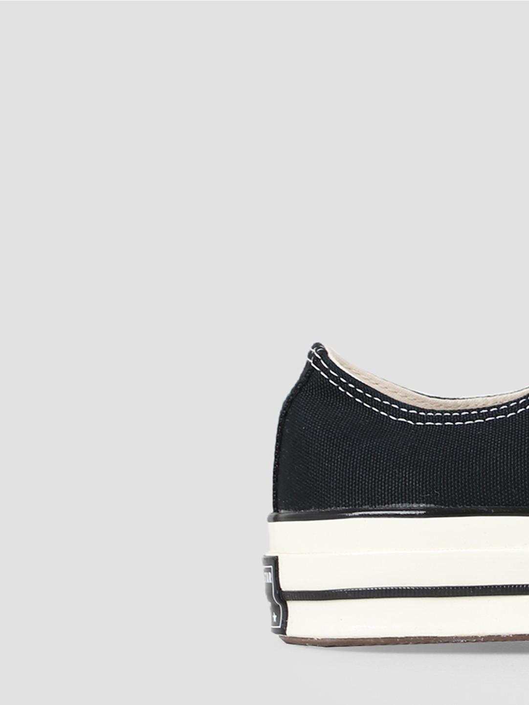 Converse Converse Chuck 70 OX Black Black Egret 162058C