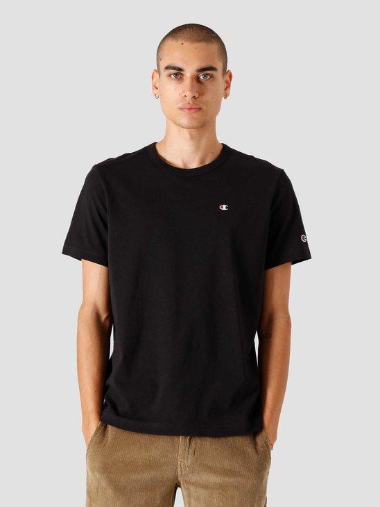 Champion Crewneck T-Shirt Black 214674