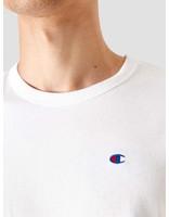 Champion Champion Crewneck T-Shirt White 214674