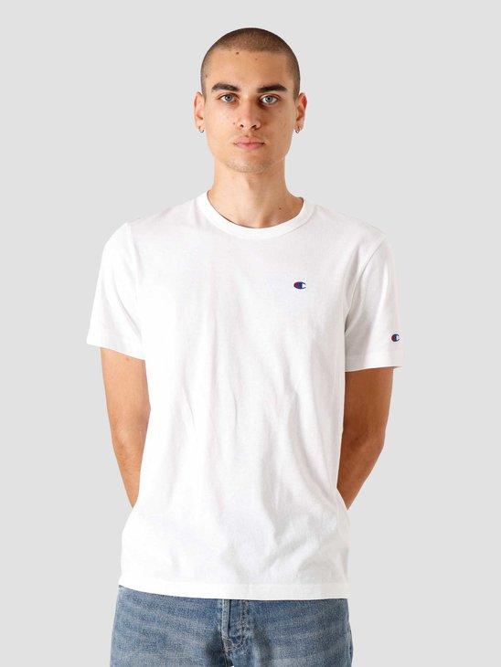 Champion Crewneck T-Shirt White 214674