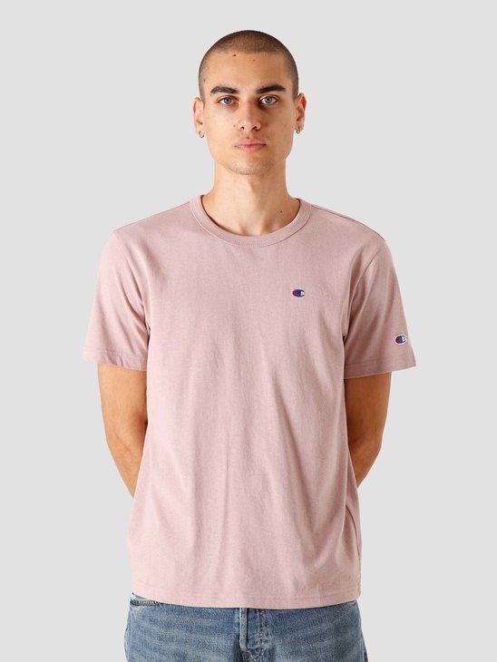 Champion Crewneck T-Shirt Deauville Mauve 214674