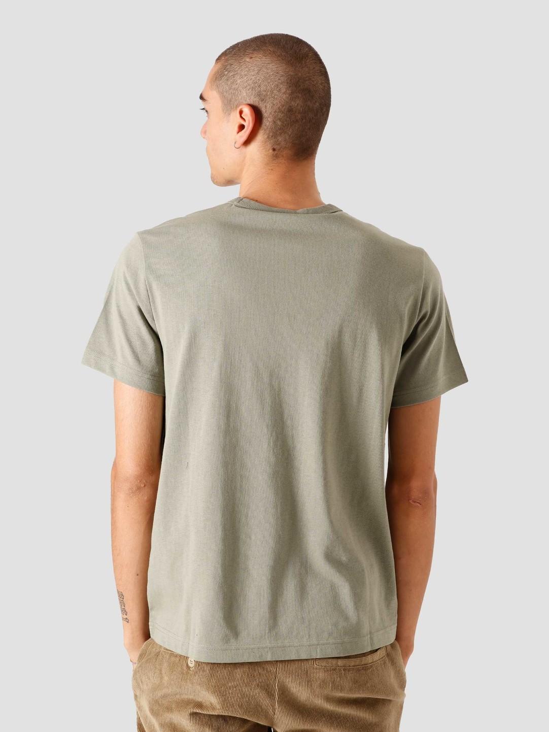 Champion Champion Crewneck T-Shirt Vetiver 214674