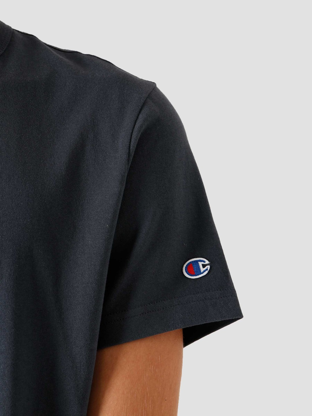 Champion Champion Crewneck T-Shirt India Ink 214674