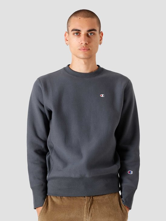 Champion Crewneck Sweatshirt India Ink 215215