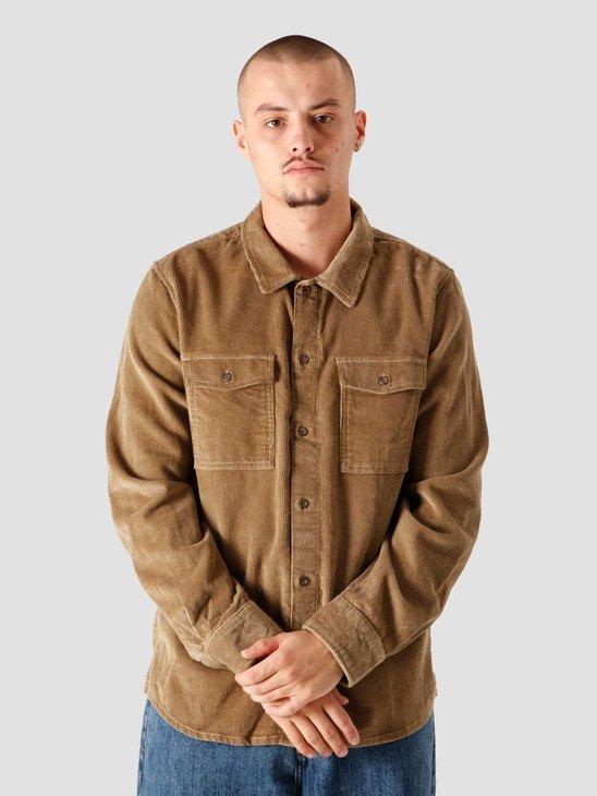 Dickies Fort Polk Shirt Khaki DK0A4X5WKHK1