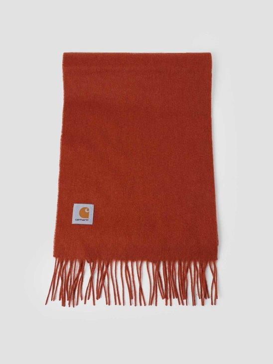 Carhartt WIP Clan Scarf Cinnamon I013507-0F000