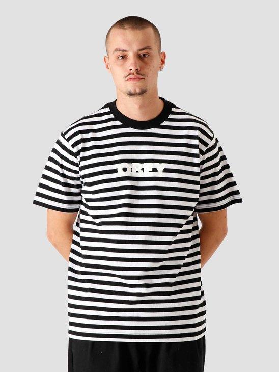 Obey Joy T-Shirt Black Multi 131080273BKM
